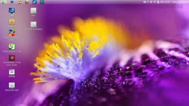 Linux Deepin 12.06, una distribución china