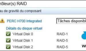 Instalación del servidor Dell OpenManage