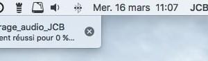 Arranca tu Mac con música (MP3, AAC, WAV...)