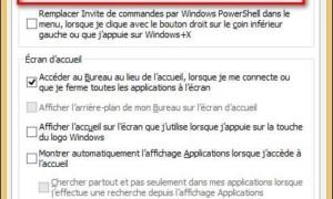 Desactivar la barra izquierda de las aplicaciones recientes