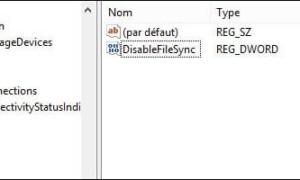 Desactivar OneDrive / SkyDrive