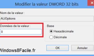 Windows 8 / RT: Desactivar las actualizaciones automáticas