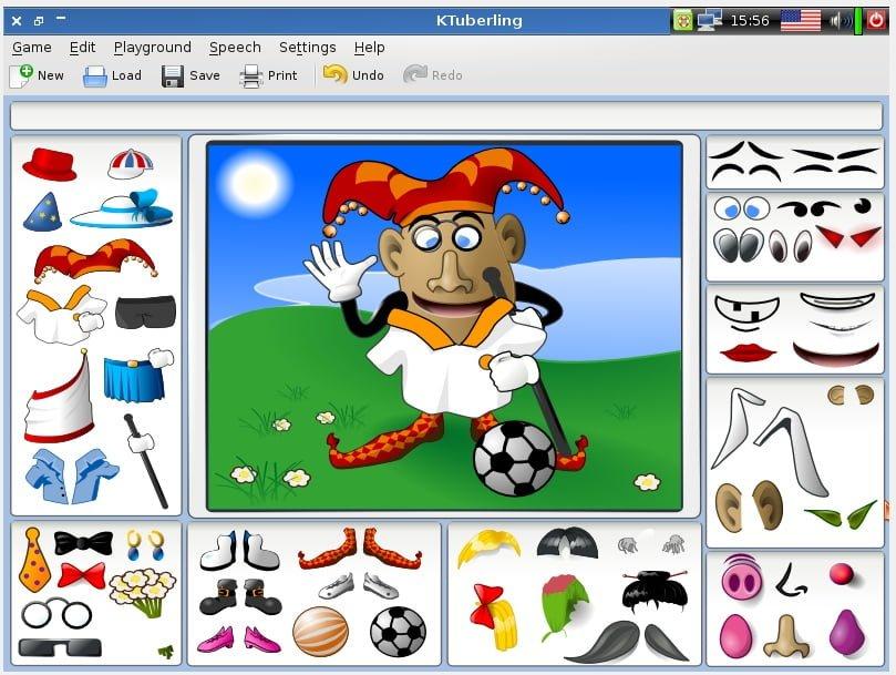 Una distribución de Linux para niños