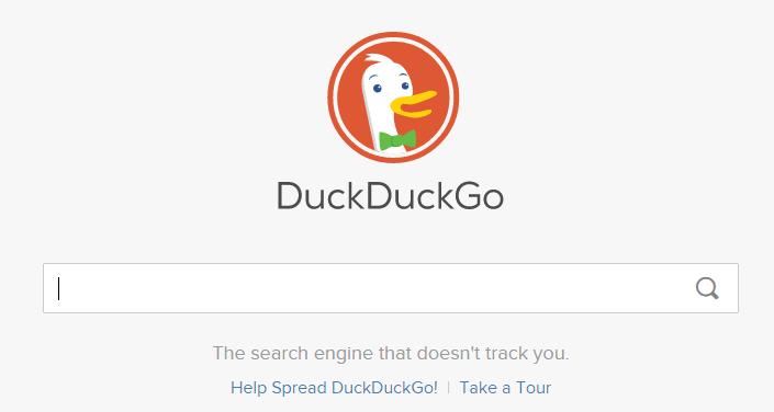 DuckDuckGo: el motor de búsqueda que no te monitorea 2