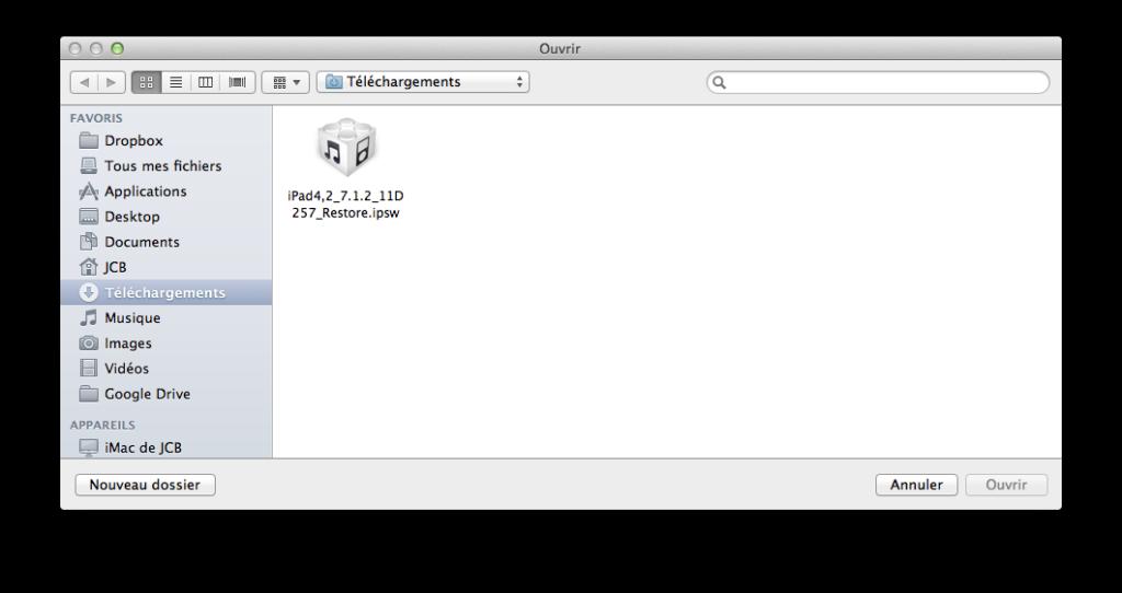 Descargar iOS 8 a iOS 7: ¿cómo volver? 2