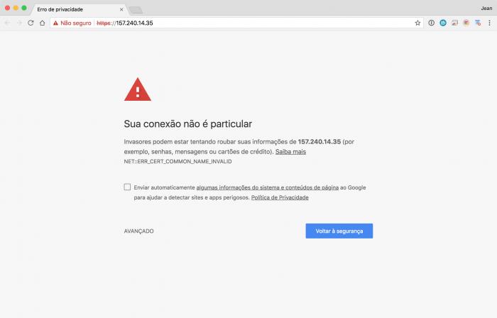 """Google Chrome: """"su conexión no es privada"""". ¿Qué hacer?"""