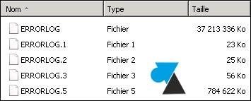 SQL Server: reduce el tamaño de los archivos de registro 2