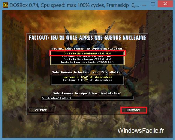 Windows 8: Juegos de DOS 17