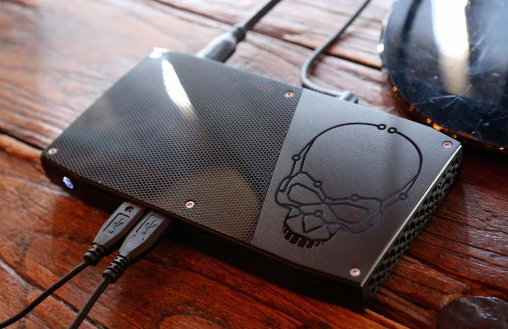 Intel Skull Canyon, un mini PC loco para los jugadores 1