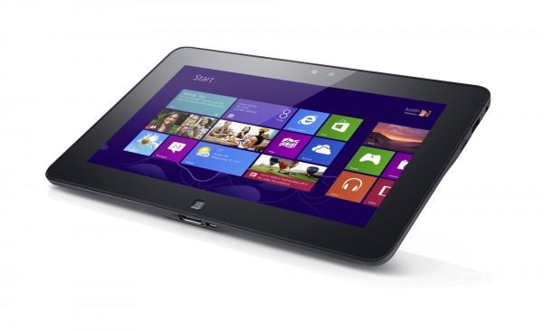 Dell lanza la tableta Latitude 10 con Windows 8 en Brasil