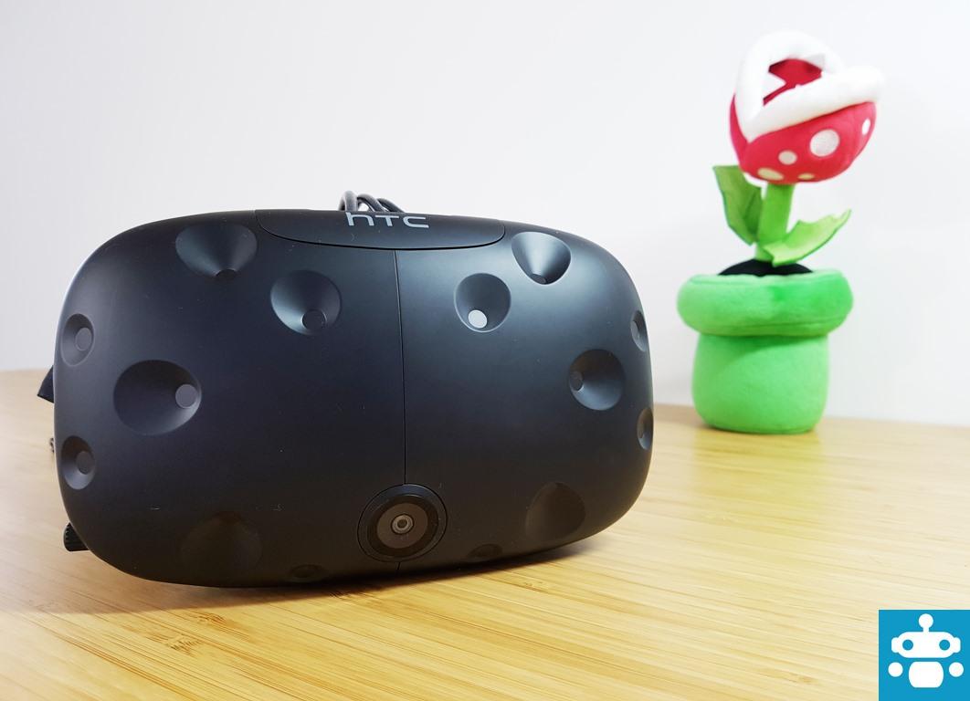 HTC Vive Test: simplemente los mejores auriculares de realidad virtual 1