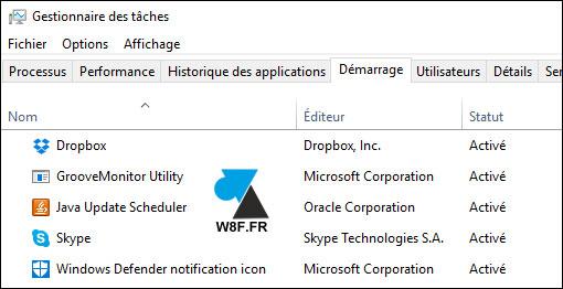 Windows 10: ver y deshabilitar programas al inicio 4
