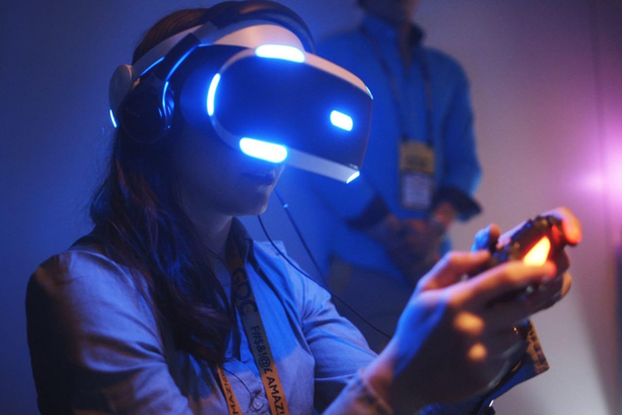 Playstation VR: será necesario jugar sentado para no romperlo todo. 1