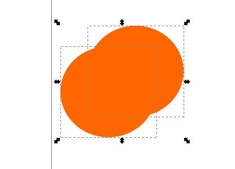 Inkscape, dibuja un carácter simple. 3