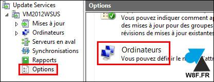 Enlazar estaciones de trabajo cliente con el servidor WSUS 2