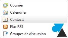 Realizar copias de seguridad de los contactos de Windows Live Mail 2