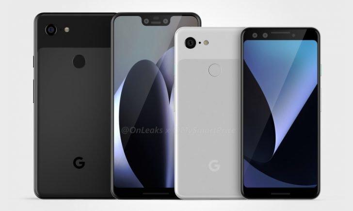 Google revela que Pixel 3 y Pixel 3 XL saldrán a la venta el 4 de octubre 1