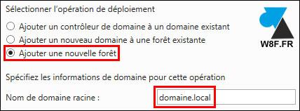 Windows Server 2016: crear un dominio de Active Directory 10