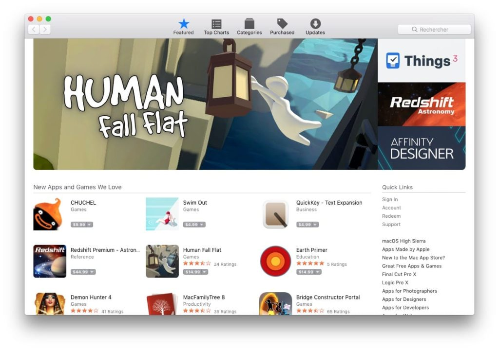 Cambia el país de tu App Store con un Mac o iPhone 3