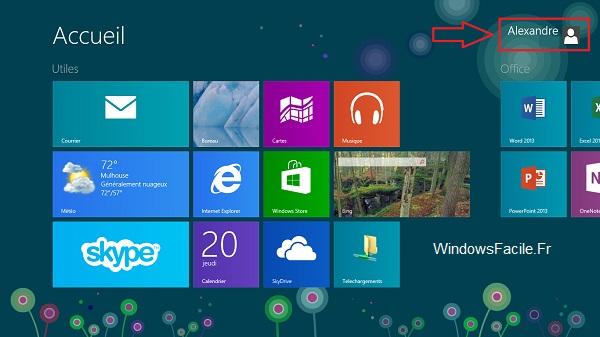 Cambiar el avatar de la cuenta de Windows 8 / RT 2