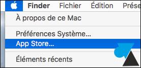 Actualización a macOS High Sierra 10.13 2
