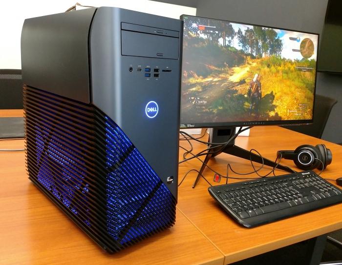 Dell lanza la octava generación de juegos de sobremesa Intel® en Brasil
