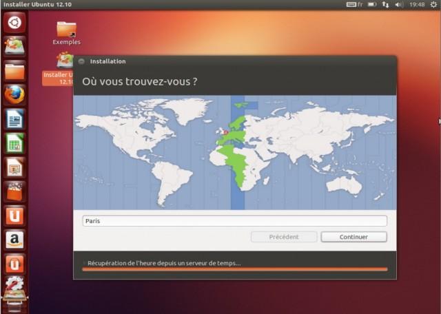 Instalación de Ubuntu 12.10 en un disco duro vacío 4