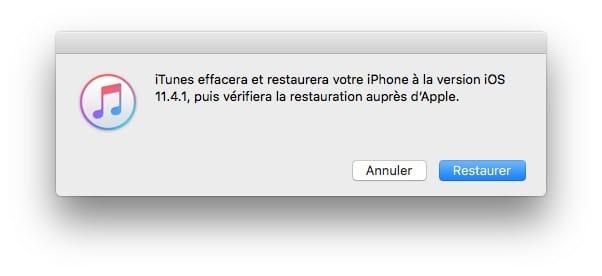 Degradación de iOS 12 a iOS 11: instrucciones de uso 4