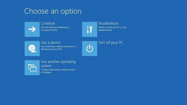 Microsoft muestra detalles del menú de inicio de Windows 8
