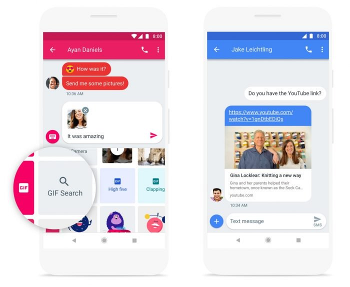 """Google """"imita"""" WhatsApp y sincroniza los mensajes de Android en el PC 2"""