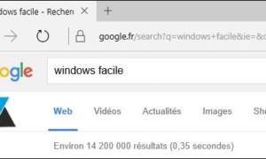 Edge: cambiar el motor de búsqueda por defecto