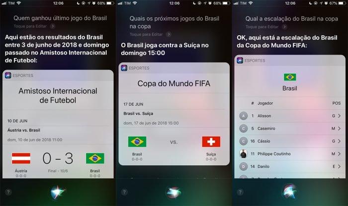Cómo seguir los partidos de la Copa del Mundo de Brasil en el iPhone