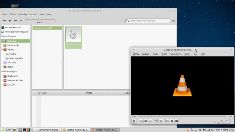 Uso de Linux Mint Mate 10