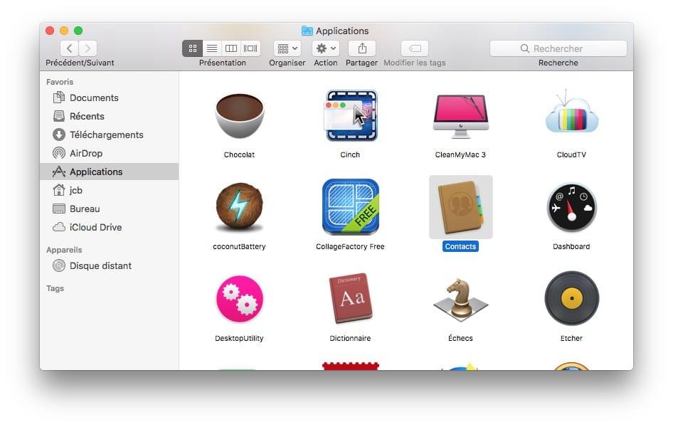 Exporta tus contactos de iPhone, iCloud y Mac 1