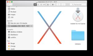 El Capitan (OS X 10.11) : crear una llave USB de instalación (DiskMaker X 5)