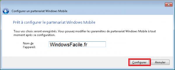 ActiveSync y Windows Mobile en Windows 8 6