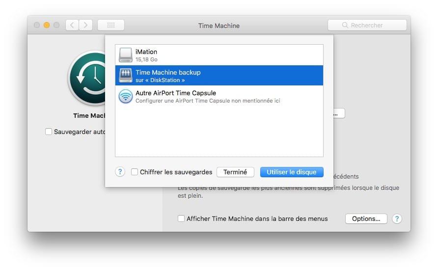 Copia de seguridad de tu Mac con Time Machine (macOS / OSX) 5