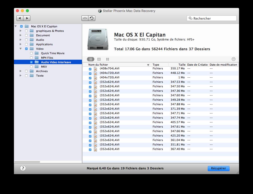 Restaurar un archivo eliminado en Mac (Sierra, El Capitan) 4