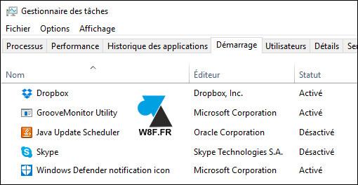 Windows 10: ver y deshabilitar programas al inicio 6