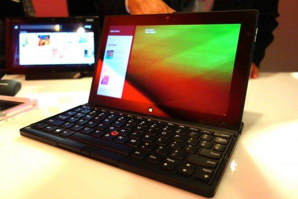 Lenovo anuncia ThinkPad Tablet 2 con Windows 8