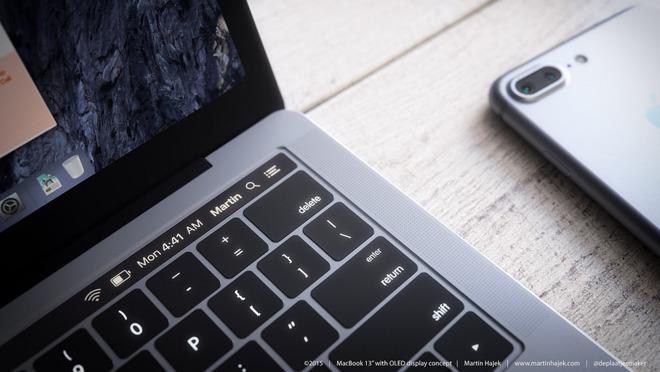 El nuevo MacBook Pro 2016 se anunciará a finales de mes