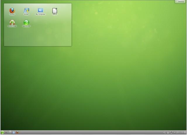 Instalación de OpenSuse 12.2 en un disco duro vacío 1