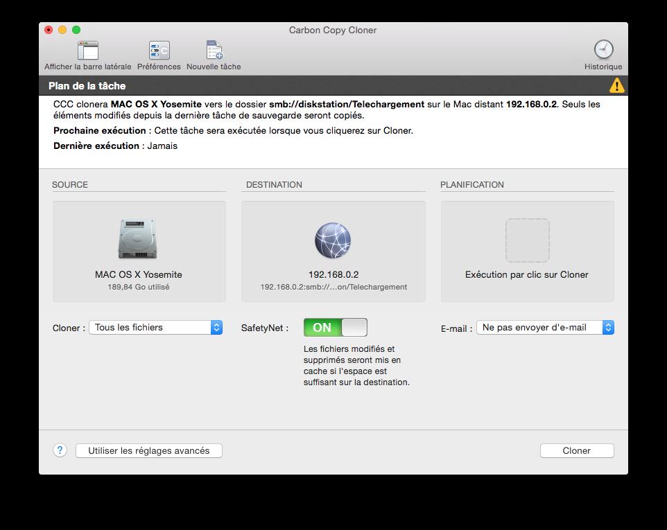 Cómo clonar Yosemite (Mac OS X 10.10) 3