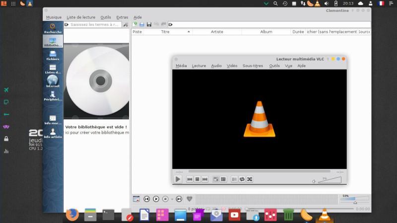 Voyager Linux 16.04.2 LTS basado en el escritorio XFCE de Xubuntu 10