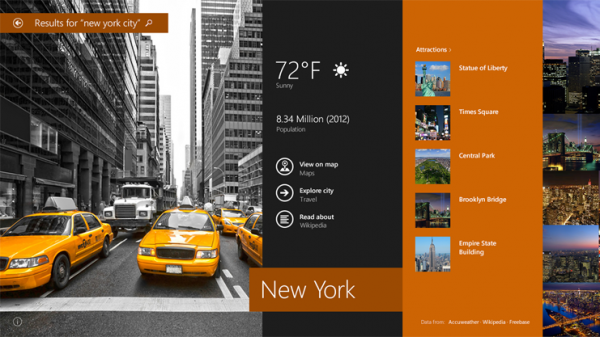 Microsoft lanza Windows 8.1 Preview Download