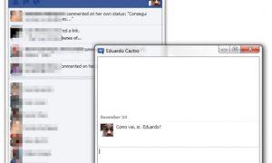 Facebook Messenger para Windows está disponible