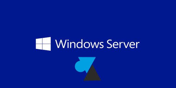 Configuración del software de copia de seguridad de Windows Server 1