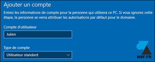 Windows 10 (1709): unirse a un dominio local 9