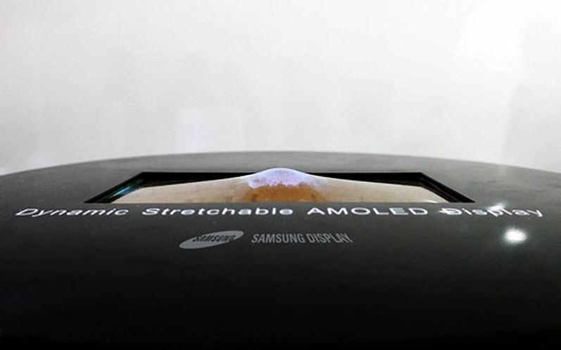 Samsung: la pantalla OLED extensible muestra por fin su increíble flexibilidad en vídeo 1