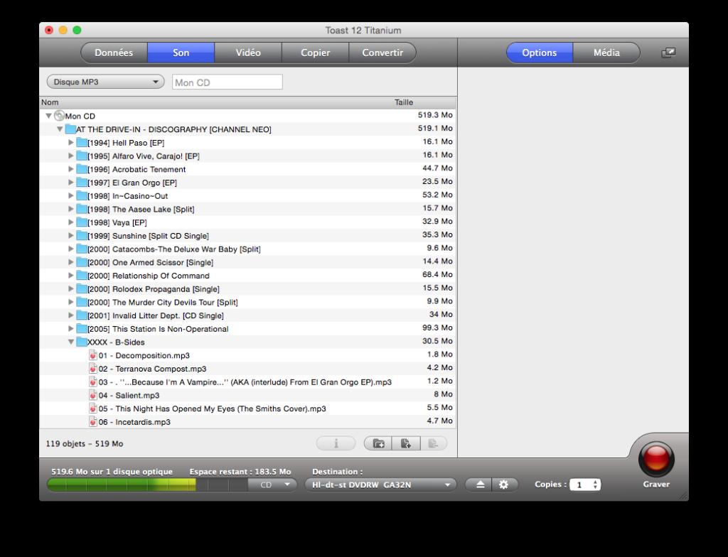 Cómo grabar en Yosemite (Mac OS X 10.10) 4